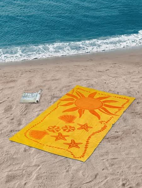 Πετσέτα Θαλάσσης Αιγύπτου  90 Χ 1