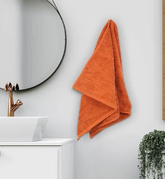 Πετσέτα Προσώπου 50 Χ 90 Βαμβακερή 100% 600γρ X22