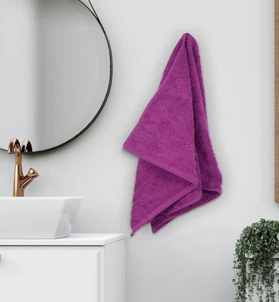 Πετσέτα Προσώπου 50 Χ 90 Βαμβακερή 100% 600γρ X48