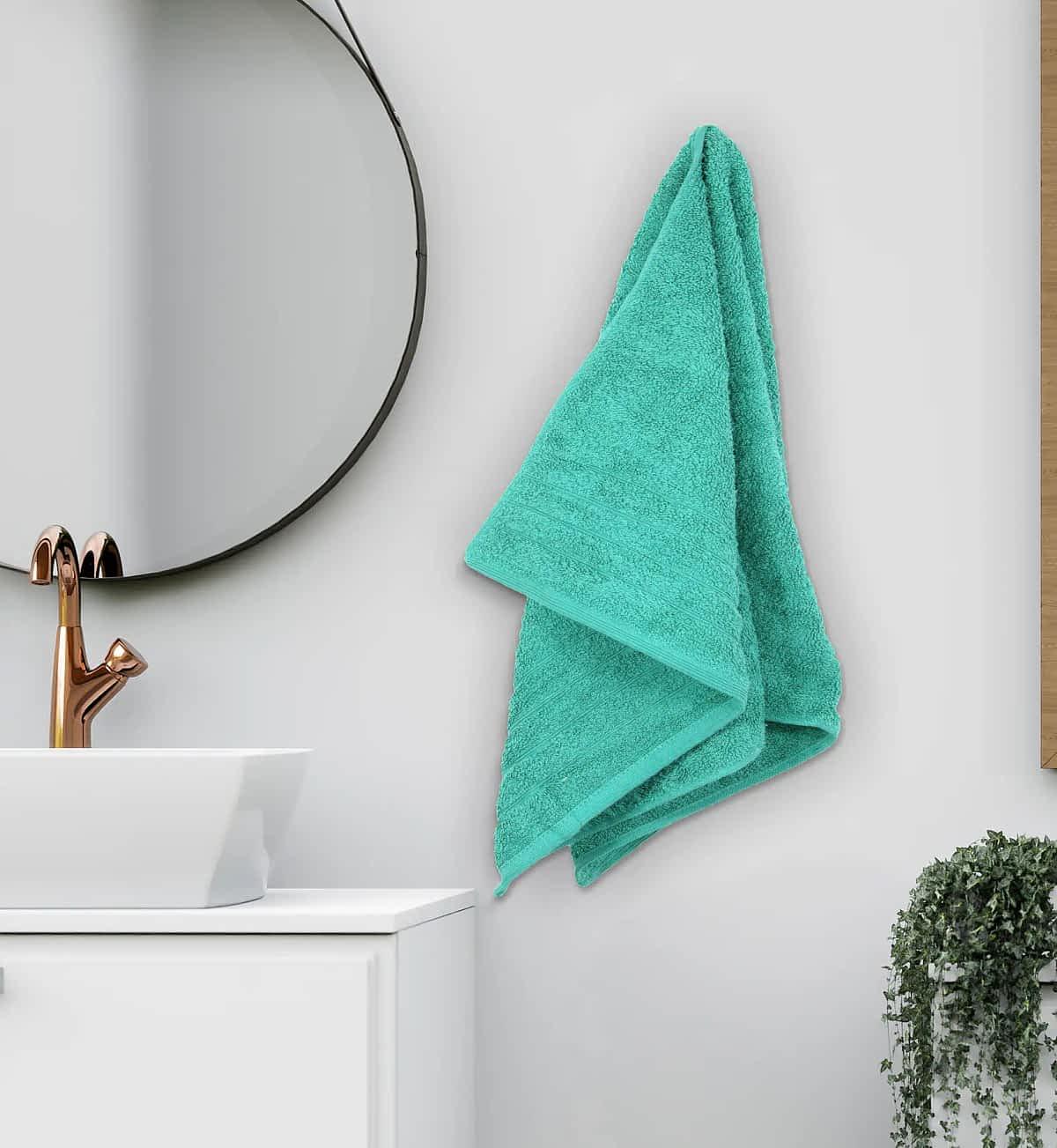 Πετσέτα Προσώπου 50 Χ 90 Βαμβακερή 100% 600γρ X39