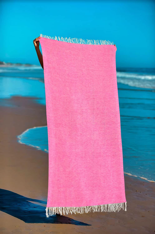 Πετσέτα Θαλάσσης Παρεό 90x1.85 βαμβακερή 100%  Σ36
