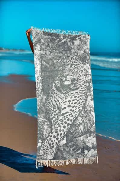 Πετσέτα Θαλάσσης Παρεό 90x1.85 βαμβακερή 100% Σ12