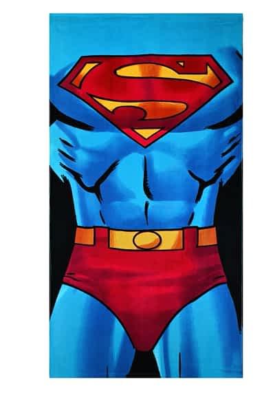 DC Batman παιδική πετσέτα θαλάσσης 70 Χ 1