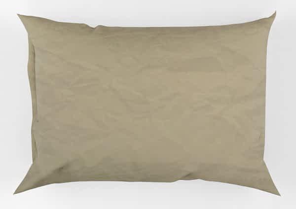 Μαξιλαροθήκη 50 Χ 70 + 0,17 βαμβακερή 100% μονόχρωμη Χ11